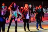 Die Eisdisco fand in diesem Jahr besonders viel Anklang bei  den   Besucherinnen   und   Besuchern   der   Oetker- Eisbahn. (Foto: Patrick Pollmeier)bbf74_Eisbahn- Bilanz_18_19.docx