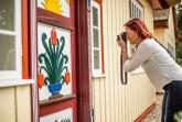 Die Herstellung der Darßer Türen gehört zum Immateriellen Kulturerbe, Foto: TMV/Krauss