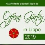 Offene Gärten in Lippe 2019