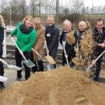 Spatenstich zur Modernisierung des Bahnhofs Brackwede