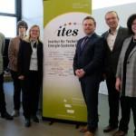 Neugründung der FH Bielefeld auf  der Hannover Messe