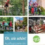 Neue Broschüre präsentiert Ausflugtipps für den Saisonstart