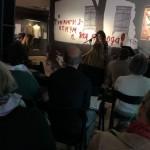 Lesung von Passinonslyrik am Museum für Kulturgeschichte
