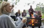 Was gibt es beim Osterfeuer zu beachten?. Quelle: ERGO Group