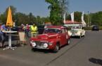 ADAC OWL Westfalen-Lippe-Fahrt 2018 Kontrolle Volvo und MB 170 comp. Foto: ADAC