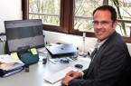 (Universität Paderborn, Kamil Glabica): Prof. Dr. Ralf Adelmann, Medienwissenschaftler an der Universität Paderborn.