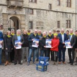 24. Bürener Wandertag am 5. Mai 2019 in Wewelsburg