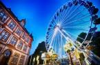 Der Leineweber-Markt lockt zum 45. Mal mit Live-Musik, Rummel und Gastronomie-Angeboten. Bild: Bielefeld Marketing/Sarah Jonek