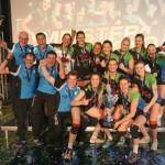 Volleyball – Bundesliga: Das war die Zweitliga-Saison 2018/19