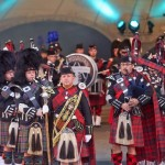 """Marching-Band-Parade """"Deutschland Military Tattoo"""":"""