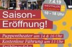 Eröffnungsplakat Foto: Stadt Nieheim