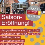 Große Saisoneröffnung der Museen in Nieheim!
