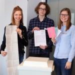 Europawahl 2019 – Wahlbenachrichtigungen unterwegs