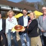 Übernahme der Gastronomie am Hermannsdenkmal