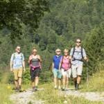 Oberstdorf: Grenzenloses Wandervergnügen mit Bergbahnen inklusive