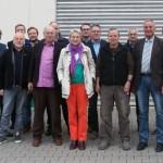 Ausschuss erhielt interessante Einblicke in den Tischlereifachbetrieb B. Ulrich in Bellersen