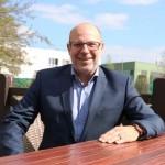 Betriebsleiter Salvador Marin-Martinez neuer Betriebsleiter