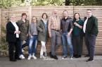 Foto v.l.n.r.engagiert rund um den Siggi: Claudia Burg, Katrin Braje, Kirsten Niekamp, Maike Horstbrink, Peter Schmidt, Thorsten Feim, Anke Schmidt, Jörg Niehoff