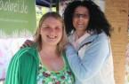 PM Wochenmarkt - Caro Kleinrodt u. Nicole Kallus freuen sich auf den UNVERPACKT Stand im Mai