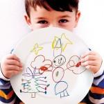 Kreatives Vergnügen für Kleine und große Künstler