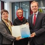 Aufbau  eines  Instituts  für  Islamische  Theologie  an  der  Universität Paderborn