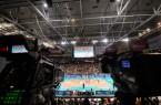 Klassische TV-Kameras sind in den Volleyball-Arenen nur noch selten zu finden (Foto: Conny Kurth)