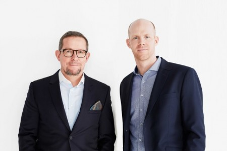 v.l.n.r. Bernd Wild und Sven Bueteroew Foto: Cross Media