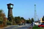 Markant: Der Wasserturm in Rheda-Wiedenbrück.