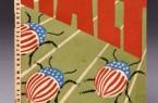 Halt Amikäfer. Dokumente zum Kartoffelkäferabwurf Berlin, um 1950 Lichtenau, Stiftung Kloster Dalheim. LWL-Landesmuseum für Klosterkultur. Foto: LWL/Ansgar Hoffmann