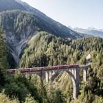 Bernina Express neu auch ab Landquart