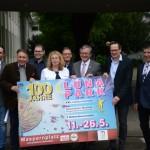 100 Jahre Lunapark in Paderborn