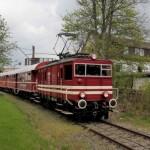 Mit der Landeseisenbahn durch das Extertal