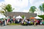 Feierlichkeiten Kloster - Garten - Route, Foto: Irina Jansen