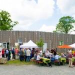 Kloster-Garten-Route feiert Erweiterung in den Nordkreis