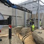 Stadtwerke Bielefeld errichten neues Umspannwerk