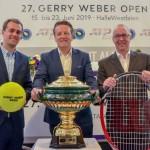Roger Federer und Alexander Zverev sind topgesetzt