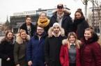 Gruppenfoto Projektgruppe_Kesselbrink Foto: FHM Bielefeld