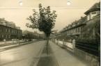 Hindenburgstraße um 1930-40 (c) Stadtarchiv Bad Oeynhausen