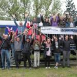 U18 – Europawahl im mobilen Jugendraum