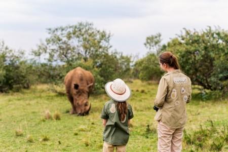 Eine Reise mit Safari in Kenia. Foto: BlueOrange Studio