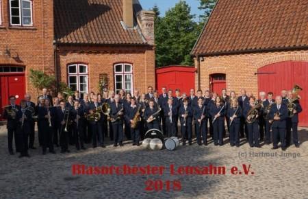Orchesterfoto 2018, Foto: Hartmut Junge