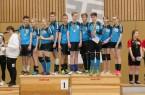 Foto: Stephan Kästner , Deutschen Meister Mixed 15-18
