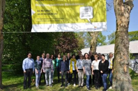 Foto: Stadt Minden Planungsgruppe, Begegnungszentrum