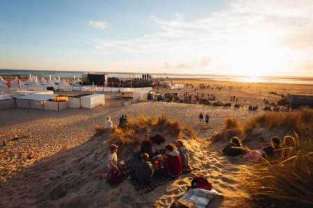 Borkum Beach Days. Foto: Moritz Kaufmann