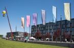 Rund 7.000 Besucherinnen und Besucher kamen im vergangenen Jahr zum Tag der offenen Tür der FH Bielefeld.