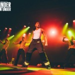 Australia's Thunder from Down Under in Paderborn am 04. Mai