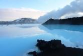 Beach - blue - lagoon - clouds. Foto: Wilde u. Partner