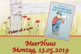 Plattdeutsche Lesung Heinrich Evers - Plakat  (Großenbrode)