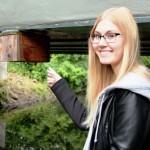 Nistkästenkontrolle und Wespenberatung: Einsatz für den Umweltschutz