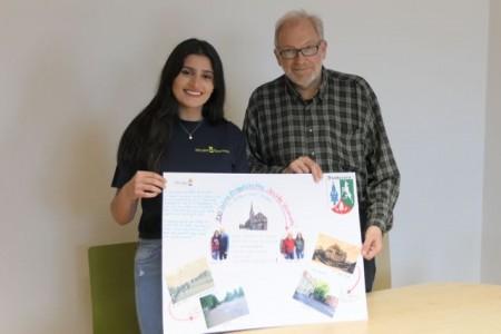 Generationenübergreifendes Projekt beleuchtet die vielen Gesichter der Mindener Stadtbezirke Foto:Stadt Minden